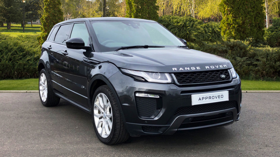 Land Rover Range Rover Evoque 2.0 TD4 HSE Dynamic 5dr Diesel Automatic 4x4 (2018)
