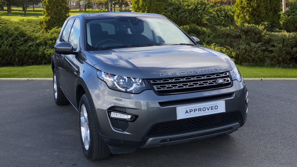 Land Rover Discovery Sport 2.0 TD4 SE Tech 5dr [5 Seat] Diesel 4x4 (2016)