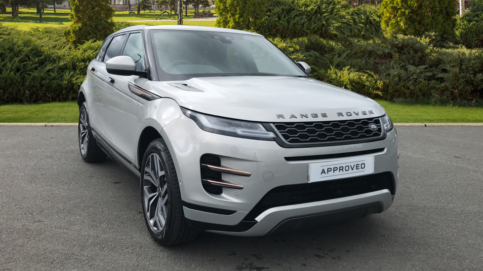 Land Rover Range Rover Evoque 2.0 D180 R-Dynamic HSE 5dr Diesel Automatic Hatchback (2020)