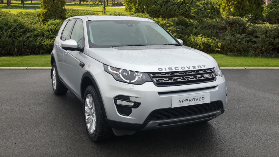 Land Rover Discovery Sport 2.0 TD4 180 SE 5dr Diesel 4x4 (2015)