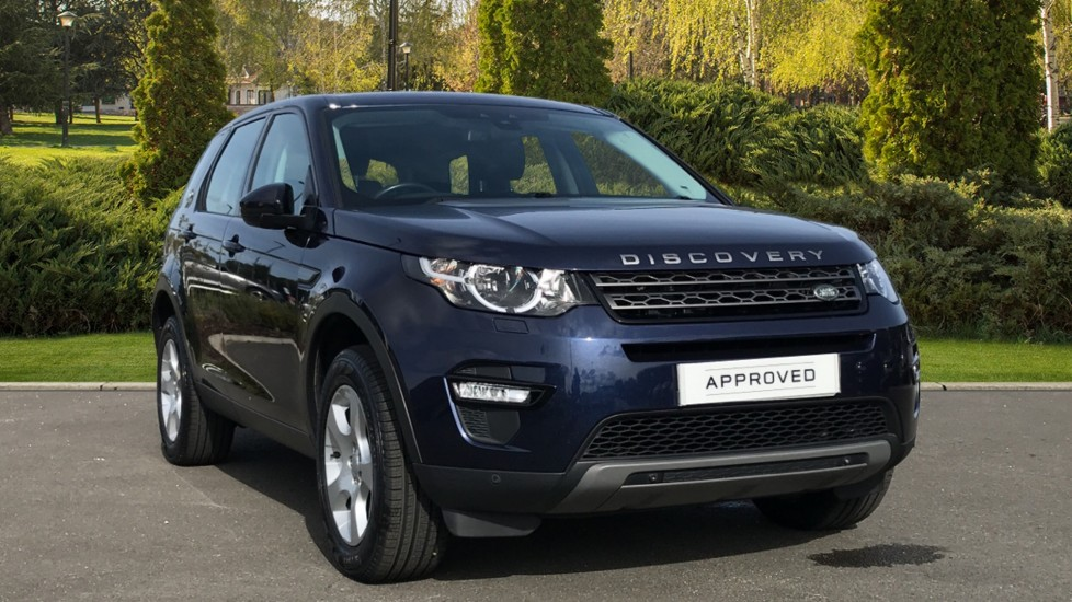 Land Rover Discovery Sport 2.0 TD4 SE Tech 5dr [5 Seat] Diesel 4x4 (2017)