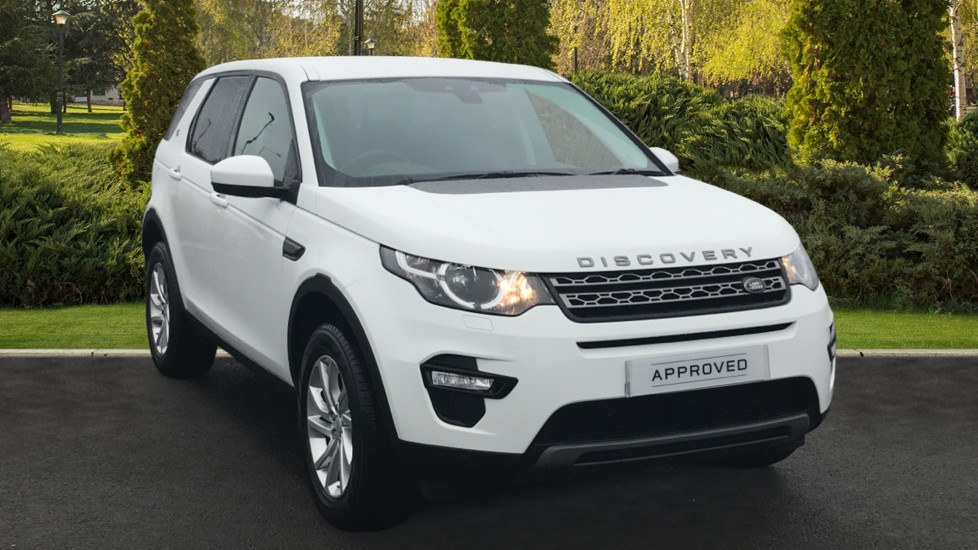 Land Rover Discovery Sport 2.0 TD4 180 SE Tech 5dr Heated Seats and Rear Camera image 1
