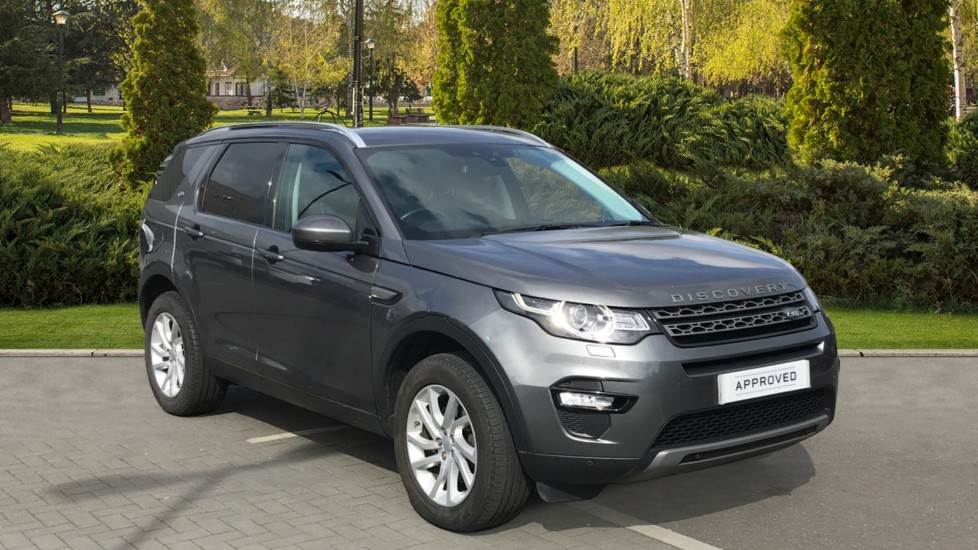 Land Rover Discovery Sport 2.0 TD4 180 SE Tech Heated front seats, Fixed panoramic roof Diesel Automatic 5 door 4x4