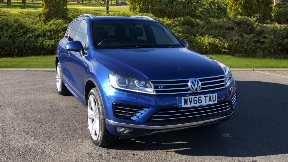 Volkswagen Touareg 3.0 V6 TDI BMT 262 R Line Plus 5dr Tip Diesel Automatic Estate (2016)
