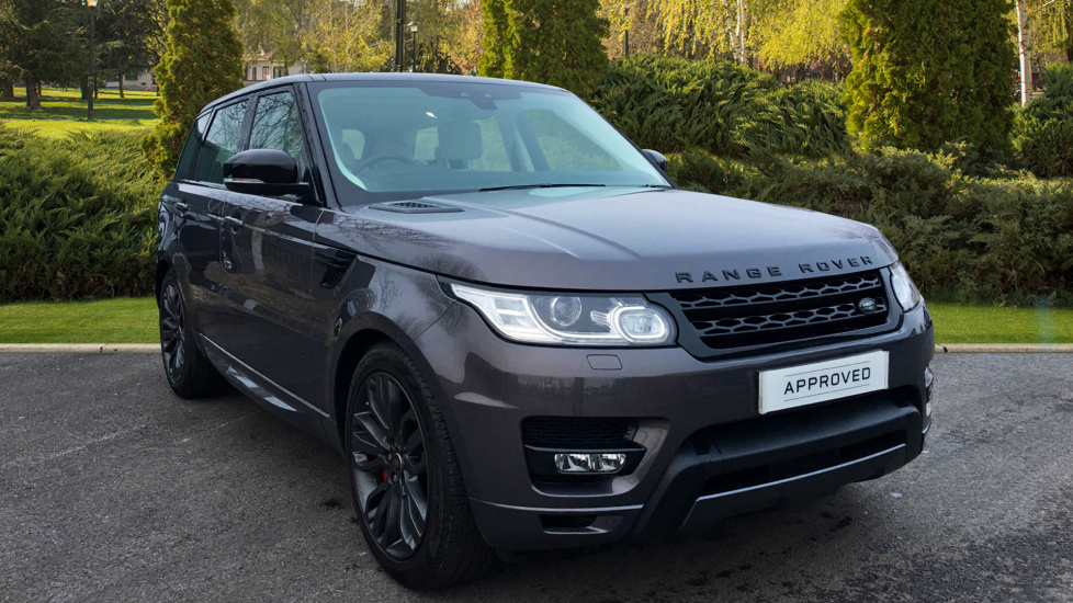 Land Rover Range Rover Sport 3.0 SDV6 [306] HSE Dynamic 5dr Diesel Automatic 4x4 (2017)