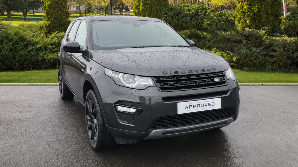 Land Rover Discovery Sport 2.0 SD4 240 HSE Black 5dr Diesel Automatic 4x4 (2017) image