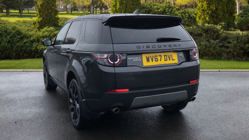 Land Rover Discovery Sport 2.0 SD4 240 HSE Black 5dr image 2