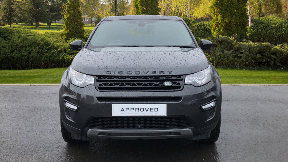 Land Rover Discovery Sport 2.0 SD4 240 HSE Black 5dr image 7