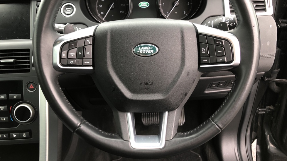 Land Rover Discovery Sport 2.0 SD4 240 HSE Black 5dr image 23