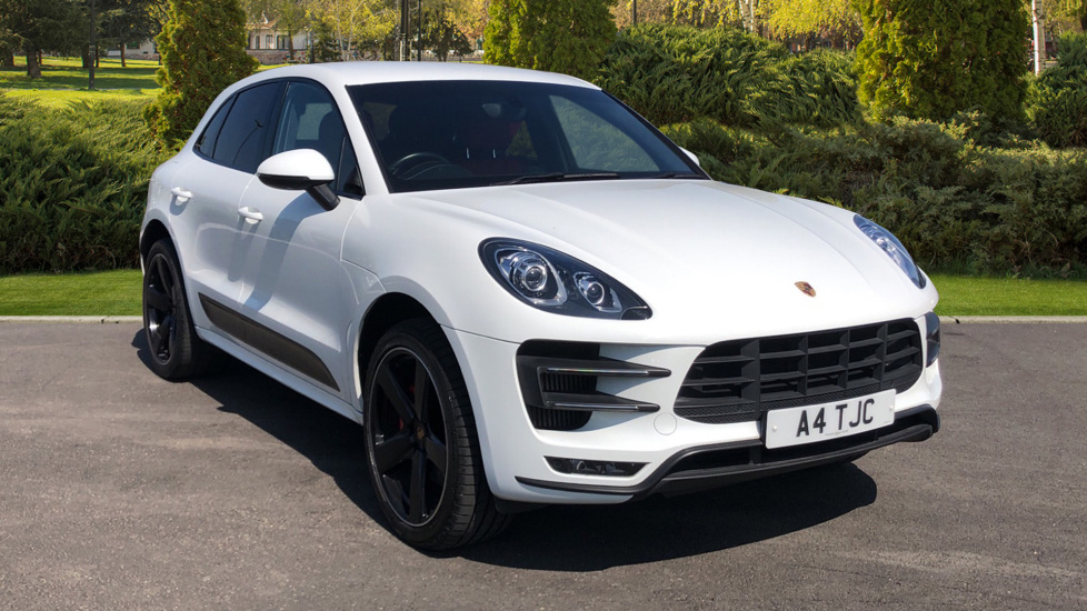 Porsche Macan Turbo 5dr PDK 3.6 Automatic Estate (2014) at Grange Specialist Cars Swindon thumbnail image