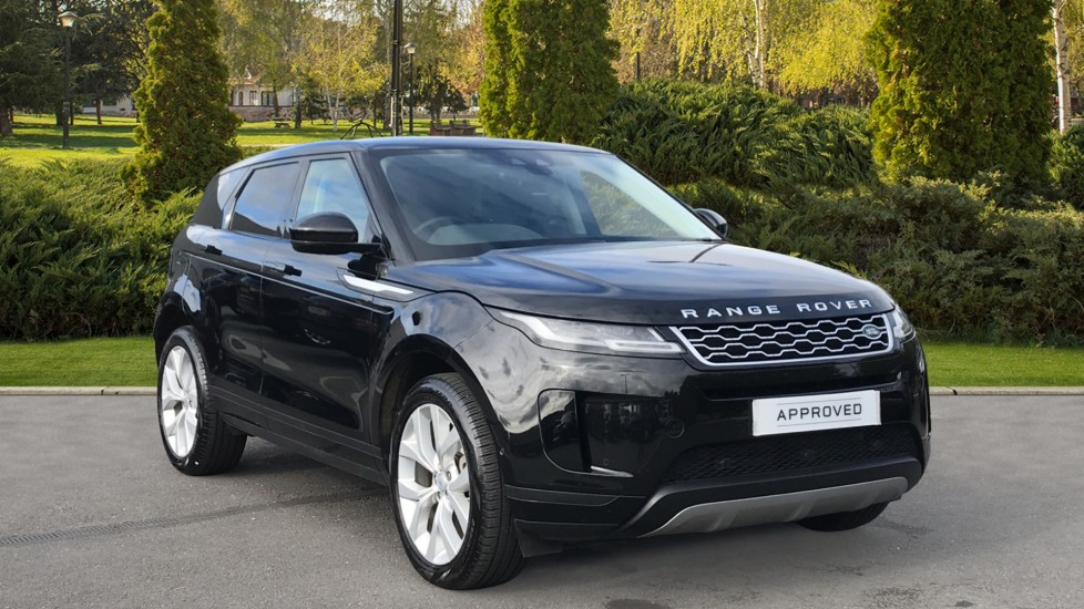 Land Rover Range Rover Evoque 2.0 D180 SE with Heated Seats and Panoramic Sunroof Diesel Automatic 5 door Hatchback