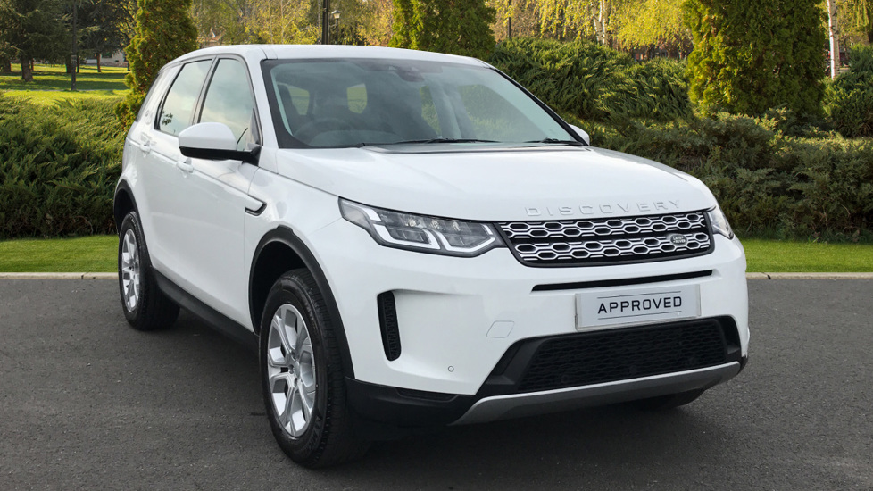 Land Rover Discovery Sport 2.0 D150 S 5dr Diesel Automatic Estate (2020)