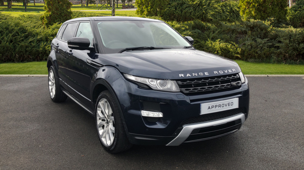 Land Rover Range Rover Evoque 2.2 SD4 Dynamic 5dr Diesel Automatic 4x4 (2013) image