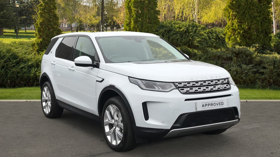 Land Rover Discovery Sport 2.0 D180 SE 5dr image 1