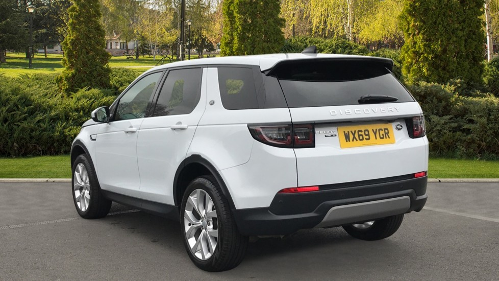 Land Rover Discovery Sport 2.0 D180 SE 5dr image 2