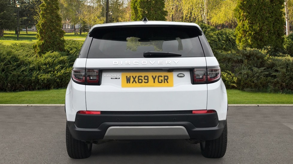 Land Rover Discovery Sport 2.0 D180 SE 5dr image 6