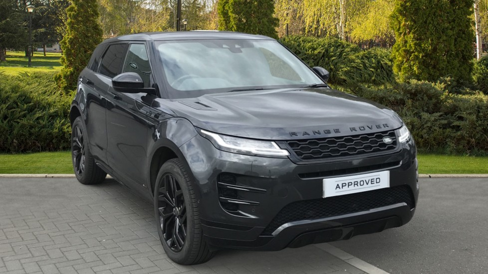 Land Rover Range Rover Evoque 2.0 D180 R-Dynamic SE Black Exterior pack and Fixed panoramic roof Diesel Automatic 5 door Hatchback
