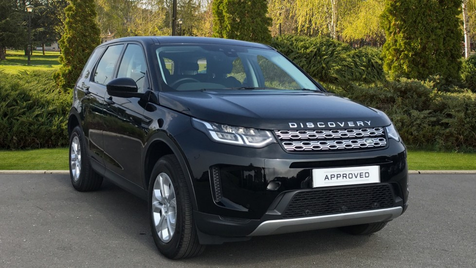 Land Rover Discovery Sport 2.0 D180 S 5dr Diesel Automatic 4x4 (2019) image