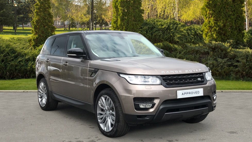 Land Rover Range Rover Sport 3.0 SDV6 [306] HSE Dynamic 5dr [7 seat] Diesel Automatic Estate (2015)