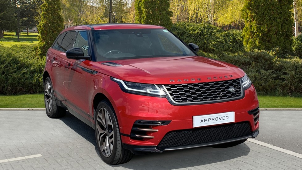 Land Rover Range Rover Velar 2.0 D240 R-Dynamic SE With Meridian Surround sound system and Rear view camera image 1