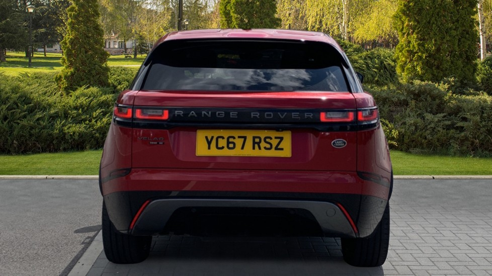 Land Rover Range Rover Velar 2.0 D240 R-Dynamic SE With Meridian Surround sound system and Rear view camera image 6