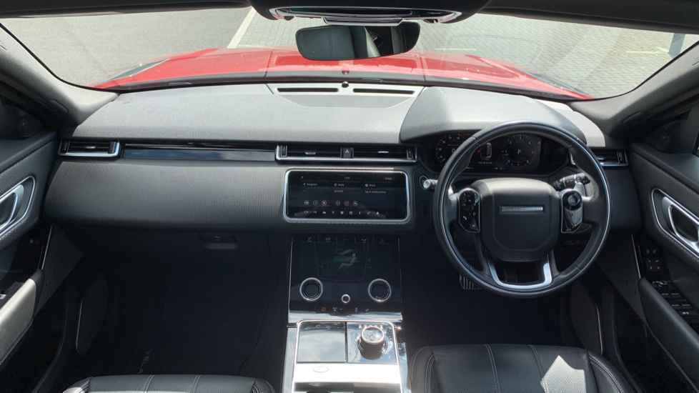 Land Rover Range Rover Velar 2.0 D240 R-Dynamic SE With Meridian Surround sound system and Rear view camera image 9
