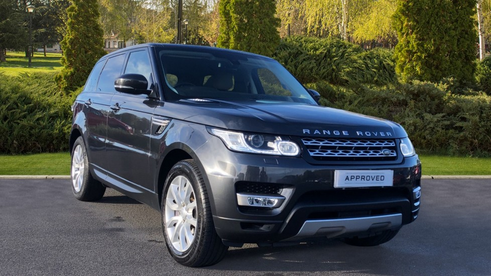 Land Rover Range Rover Sport 3.0 SDV6 [306] HSE 5dr Diesel Automatic Estate (2016)