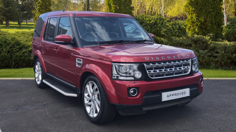 Land Rover Discovery 3.0 SDV6 HSE 5dr Diesel Automatic 4x4 (2016)