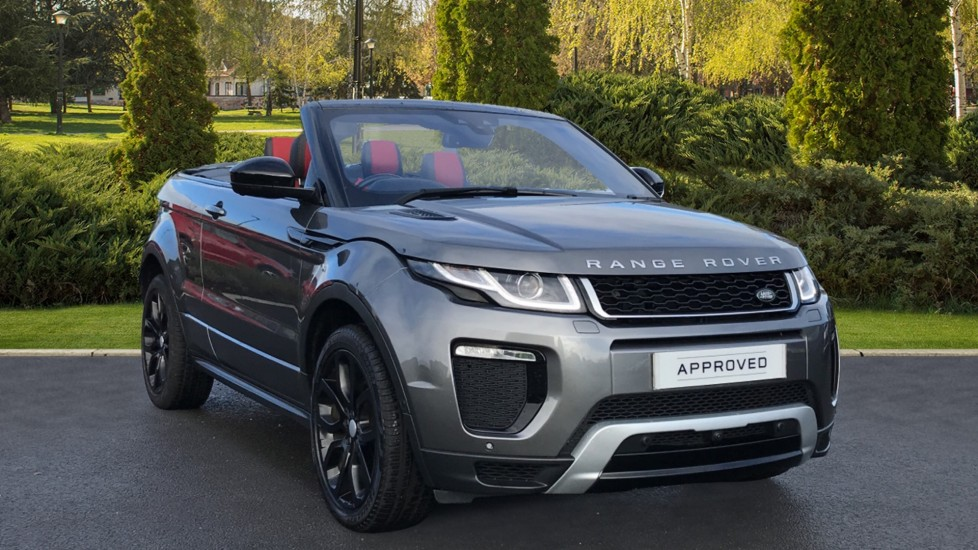 Land Rover Range Rover Evoque Convertible 2.0 TD4 HSE Dynamic Lux 2dr Diesel Automatic Convertible (2017) image
