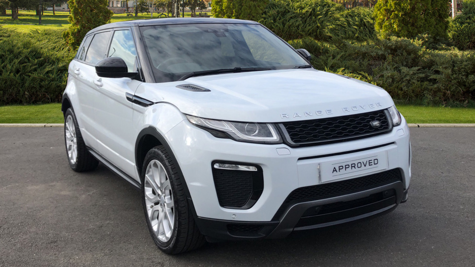 Land Rover Range Rover Evoque 2.0 TD4 HSE Dynamic 5dr Diesel Automatic Hatchback (2017) at Land Rover Swindon thumbnail image