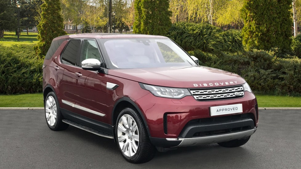 Land Rover Discovery 3.0 TD6 HSE Luxury 5dr Diesel Automatic MPV (2017)