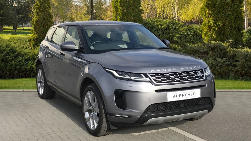 Land Rover Range Rover Evoque 2.0 P200 SE Sliding pan roof and parking aids Automatic 5 door Hatchback