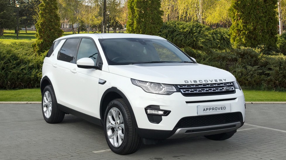 Land Rover Discovery Sport 2.0 TD4 180 HSE 5dr with Panoramic Sunroof, Heated Seats and Power Tailgate Diesel Hatchback