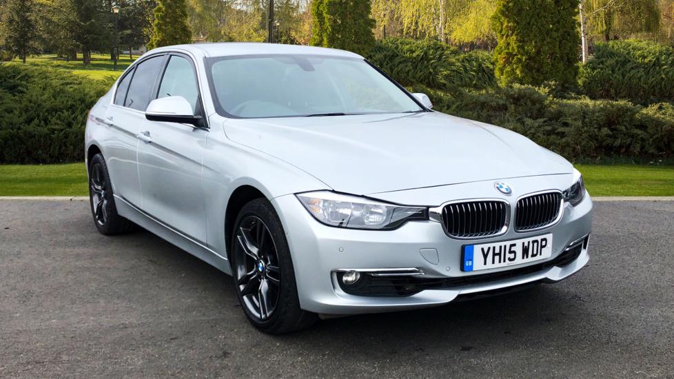 BMW 3 Series 330d xDrive Luxury Step [Business Media] 3.0 Diesel Automatic 4 door Saloon (2015)