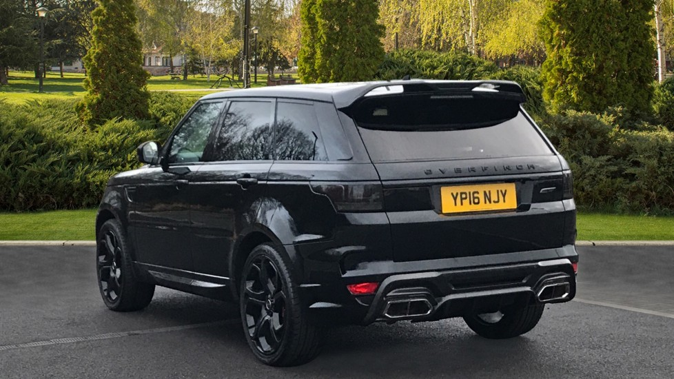 Land Rover Range Rover Sport OVERFINCH image 2