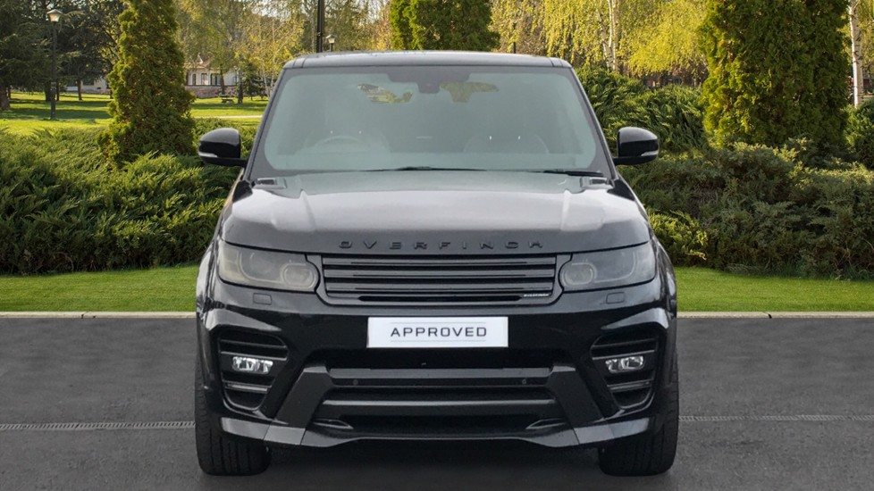 Land Rover Range Rover Sport OVERFINCH image 7