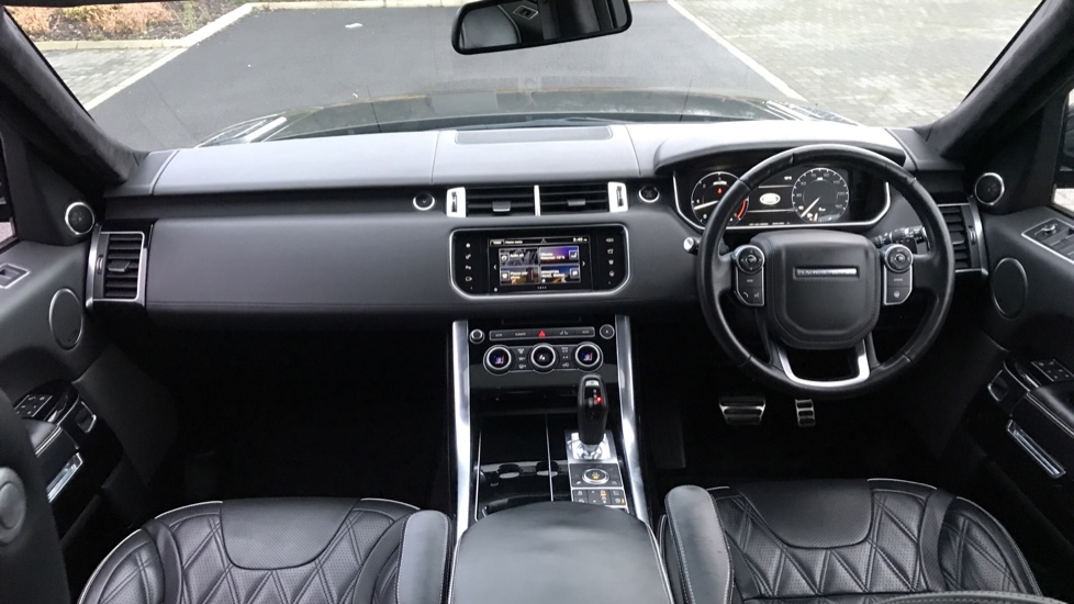 Land Rover Range Rover Sport OVERFINCH image 9