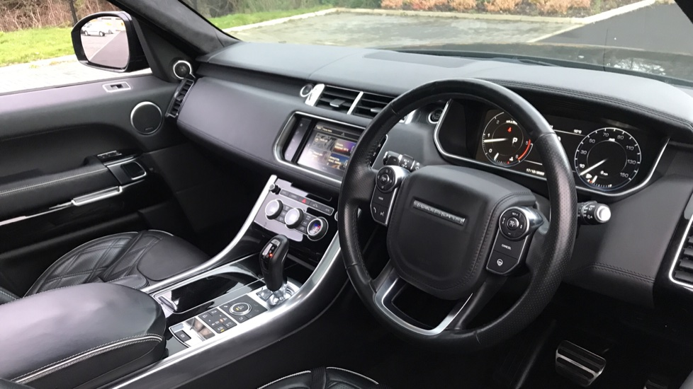 Land Rover Range Rover Sport OVERFINCH image 23