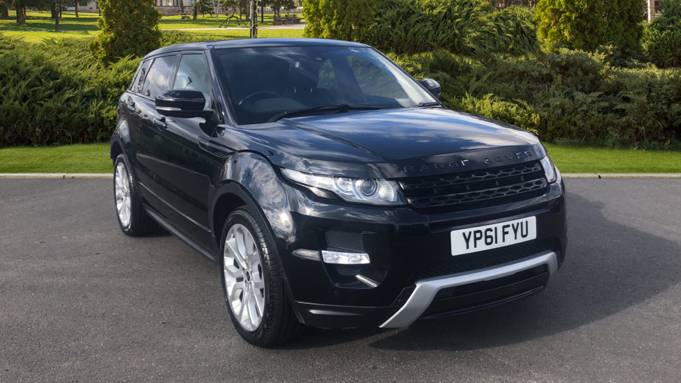 Land Rover Range Rover Evoque 2.2 SD4 Dynamic 5dr [Lux Pack] Diesel Automatic Hatchback (2011) image
