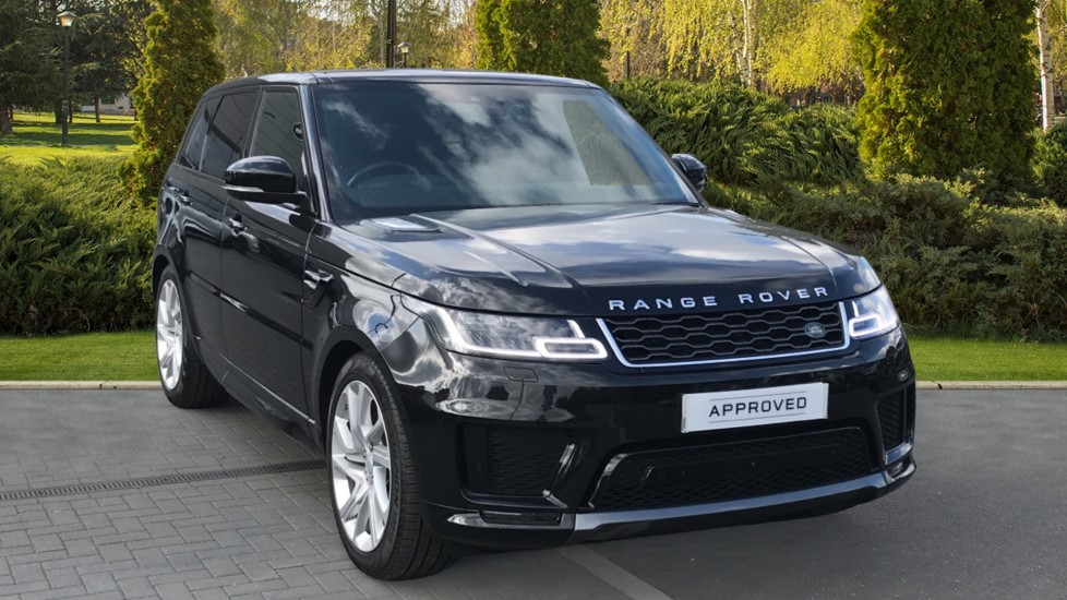 Land Rover Range Rover Sport 3.0 SDV6 HSE 360-degree Surround Camera, 10 inch Touch Pro Diesel Automatic 5 door Estate