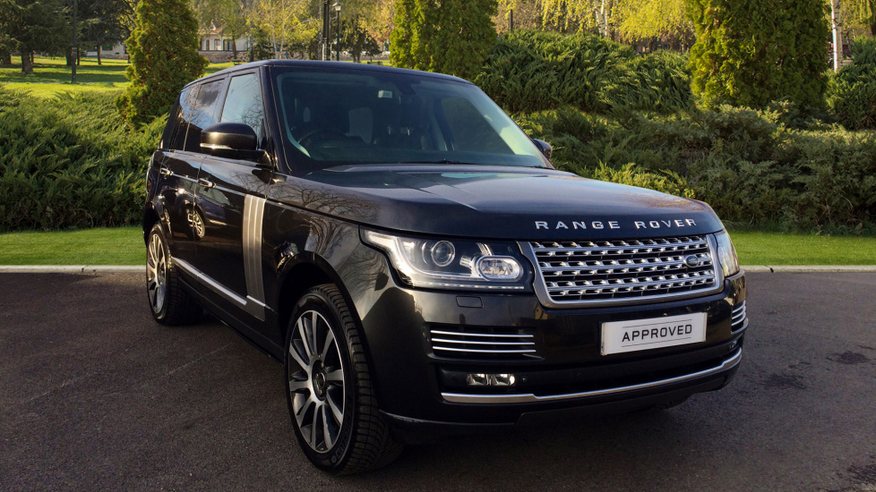 Land Rover Range Rover 4.4 SDV8 Autobiography 4dr Diesel Automatic 4x4 (2013) image