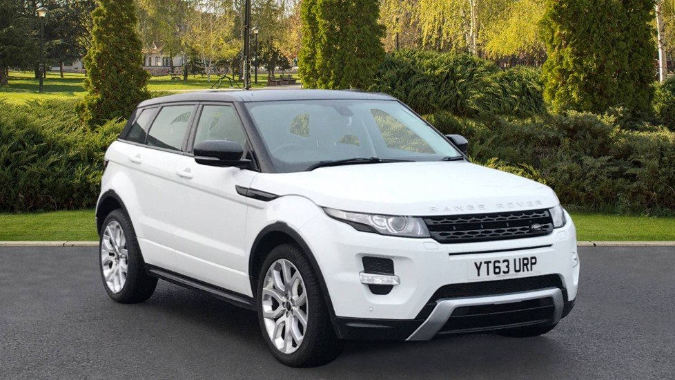 Land Rover Range Rover Evoque 2.2 SD4 Dynamic 5dr Diesel Automatic Hatchback (2013)