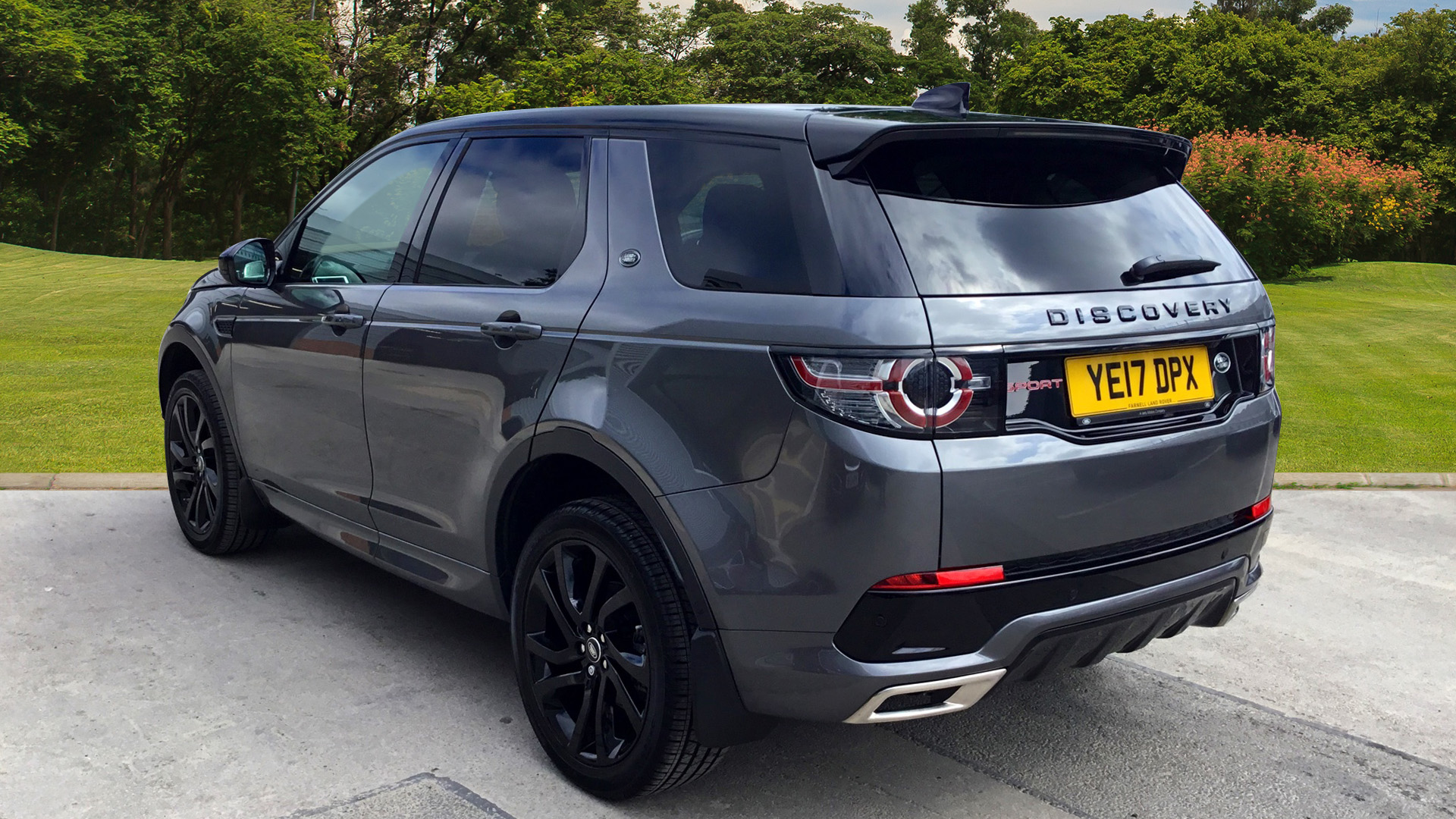 firenzered landrover test parkers lr auto diesel rover car luxury road engine hse discovery disco land advice