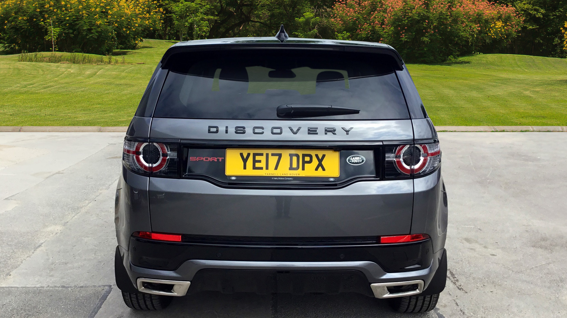 2017 land rover discovery sport hse lux. Black Bedroom Furniture Sets. Home Design Ideas