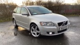 Volvo V50  D3 [150] SE Lux Edition Manual Diesel 5dr Estate - 1 Owner - Full Service History - Heated Seats - Cruise Control