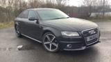 Audi A4 Tdi Quattro S Line Manual Diesel 4dr Saloon - Cruise Control - Rear Parking Sensor