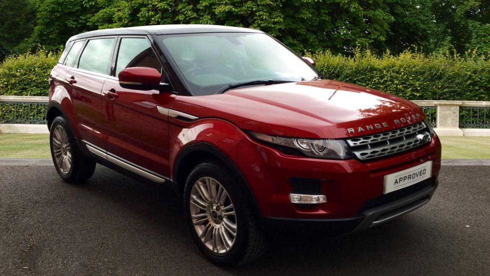 used range rover evoque for sale hunters land rover. Black Bedroom Furniture Sets. Home Design Ideas