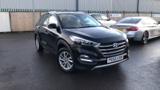 Hyundai Tucson  1.7 CRDi Blue Drive SE Nav 2WD Manual Diesel 5dr Hatchback - Satellite Navigation - Cruise Control