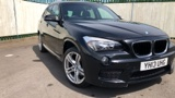 BMW X1  xDrive 25d M Sport Auto Diesel 5dr Step Estate - Full Franchise History