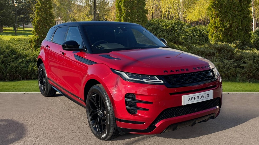 Land Rover Range Rover Evoque 2.0 D180 R-Dynamic SE Fixed panoramic roof Heated steering wheel Diesel Automatic 5 door Hatchback